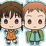 The Seven Deadly Sins: Wrath of the Gods Churu Chara Plus Key Chain (Set of 10) (Anime Toy)