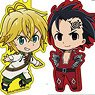 The Seven Deadly Sins: Wrath of the Gods Trading Acrylic Chain (Set of 10) (Anime Toy)