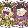 Osomatsu-san the Movie Acrylic Key Ring Collection [Adult Ver.] (Set of 6) (Anime Toy)