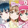 Love Live! Sunshine!! Clear File (Set of 3 Sheets) [1st Graders] Part.4 (Anime Toy)