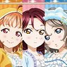 Love Live! Sunshine!! Clear File (Set of 3 Sheets) [2nd Graders] Part.4 (Anime Toy)