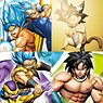 Dracap Re Birth Super Power Awakening Edition (Set of 4) (PVC Figure)