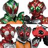 SHODO-X Kamen Rider 9 (Set of 10) (Shokugan)