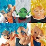 Dragon Ball Adverge Motion 4 Set (Shokugan)