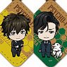 Psycho-Pass 3 Leather Key Chain Collection (Set of 10) (Anime Toy)