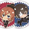 Bungo Stray Dogs Pop-up Character A Little Big Can Badge (Set of 6) (Anime Toy)