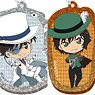 Detective Conan 2.5 Kirakira Acrylic Key Ring Collection Playing Cards Ver. (Set of 10) (Anime Toy)
