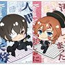 Bungo Stray Dogs Pop-up Character B5 Pencil Board (Set of 8) (Anime Toy)