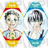 Yowamushi Pedal Glory Line Trading Ani-Art Acrylic Key Ring (Set of 12) (Anime Toy)