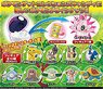 Pokemon the Movie: Coco Pokemon Get Collections Candy (Set of 10) (Shokugan)