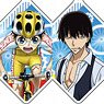Yowamushi Pedal Glory Line Moving Acrylic Key Ring (Set of 10) (Anime Toy)