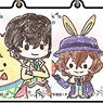 Acrylic Key Ring [Bungo Stray Dogs] 06 Easter Ver. Box (GraffArt) (Set of 10) (Anime Toy)