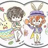 Can Badge [Bungo Stray Dogs] 10 Easter Ver. Box (GraffArt) (Set of 10) (Anime Toy)