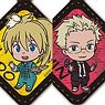 Dorohedoro Leather Key Chain Collection (Set of 10) (Anime Toy)