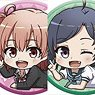 [My Teen Romantic Comedy Snafu Fin] Gororin Can Badge Collection (Set of 5) (Anime Toy)