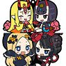 Rubber Mascot Buddy-Colle Fate/Grand Order Vol.2 (Set of 6) (Anime Toy)