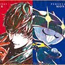 Persona 5 Trading Ani-Art Mini Colored Paper (Set of 9) (Anime Toy)
