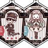 Acrylic Key Ring [Toilet-Bound Hanako-kun] 01 Box (GraffArt) (Set of 9) (Anime Toy)