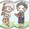 Can Badge [Bungo Stray Dogs] 11 Enjoy a Meal in Summer Ver. Box (GraffArt) (Set of 9) (Anime Toy)
