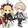 Pikuriru! Fate/Grand Order Trading Acrylic Key Ring Vol.9 (Set of 10) (Anime Toy)