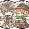 Can Badge [Bungo Stray Dogs] 12 Journey Ver. Box (GraffArt) (Set of 9) (Anime Toy)