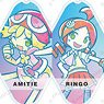 Puyo Puyo Trading Ani-Art Acrylic Key Ring (Set of 8) (Anime Toy)