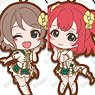 Love Live! School Idol Festival All Stars Trading Rubber Strap Vol.2 Aqours (Set of 9) (Anime Toy)