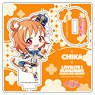 Love Live! School Idol Festival All Stars Mini Acrylic Stand Chika Takami Gemini Star Bright Deformed Ver. (Anime Toy)