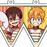 [Toilet-Bound Hanako-kun] Acrylic Key Ring Collection [Marching Band Ver.] (Set of 6) (Anime Toy)