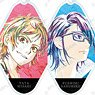 K: Seven Stories Trading Ani-Art Vol.2 Acrylic Key Ring (Set of 9) (Anime Toy)