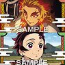 Demon Slayer: Kimetsu no Yaiba Deco Sticker 3 w/Gum (Set of 20) (Shokugan)