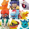 Pokemon Kids Let`s Aim for Masters Eight! (Set of 24) (Shokugan)