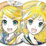 Piapro Characters Trading Ani-Art Vol.2 Can Badge (Set of 12) (Anime Toy)