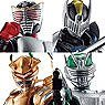 So-Do Chronicle Kamen Rider Ryuki (Set of 10) (Shokugan)
